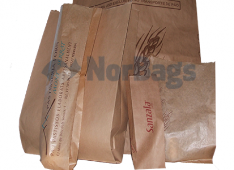 Sachets and bags Bakery