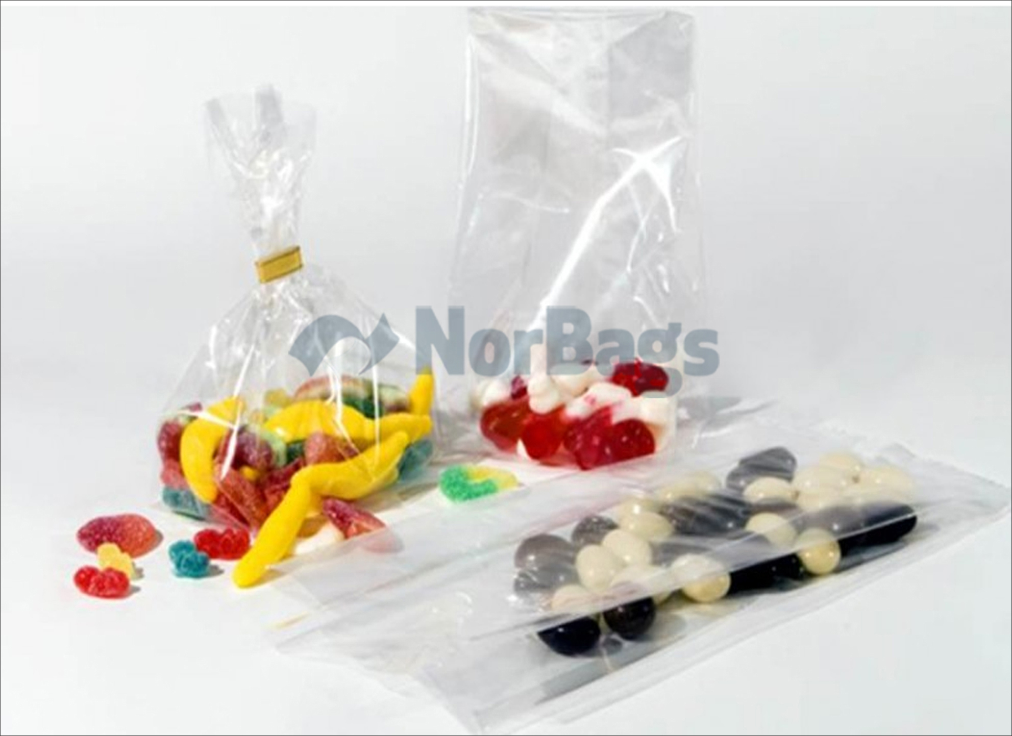 Cellophane bags / Polypropylene